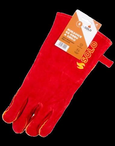 obrázok produktu Rukavica ku krbu a grilu - ľavá