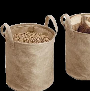 obrázok produktu Kôš na brikety a pelety NATURAL