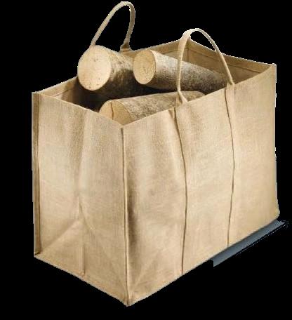 obrázok produktu Praktická taška na brikety NATURAL