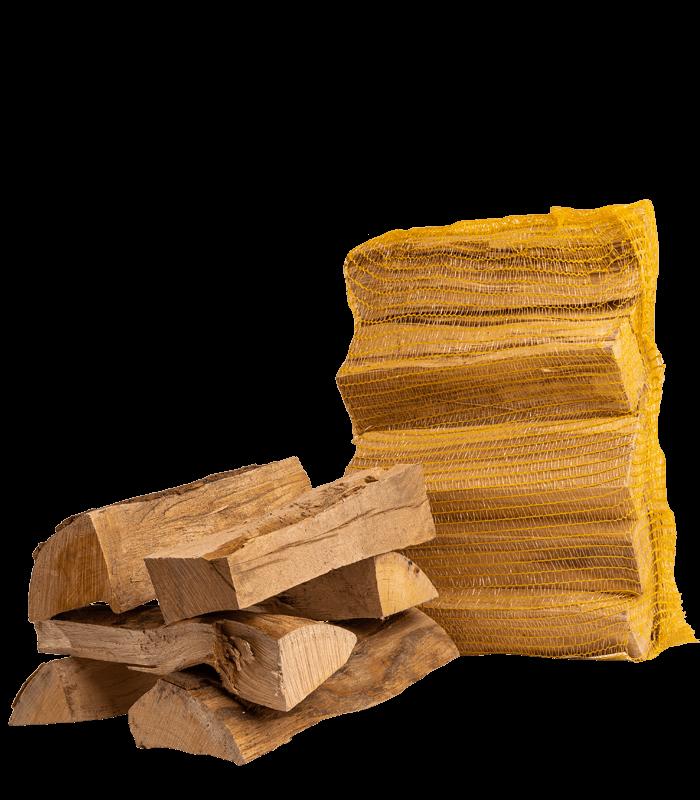 obrázok produktu Štiepané drevo v sieťke